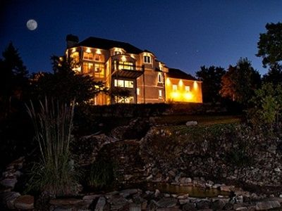 Photo for Kinderhook Castle: 9,400 sf executive retreat,  7 Bdrm, in Gated Golf Community