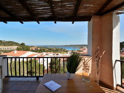 Photo for Apartment in Porto Cervo with pool.