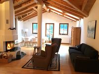 Absolutely beautiful, spacious chalet in a gorgeous setting of a charming village in the mountains.