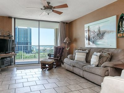 Photo for Delight in the coastal charm of Compass Point #610: 3 BR/2 BA Condo in Gulf Shores.