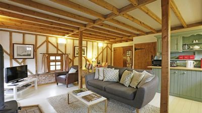 Photo for Twosome, a beautiful, stylish, cosy cottage, perfect for two.
