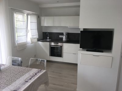 Photo for Studio 200 meters from the beach