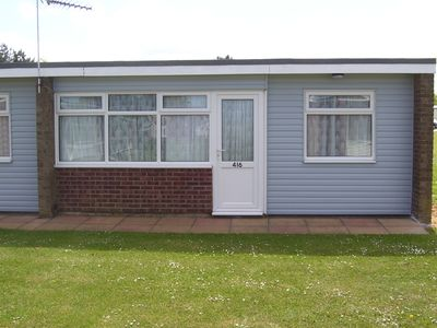 Photo for Hemsby Self Catering 2 Bedroom Chalet Sleeps 4 - No Pets