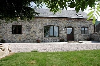 The lovely Coach House 4 bedrooms all en suite.