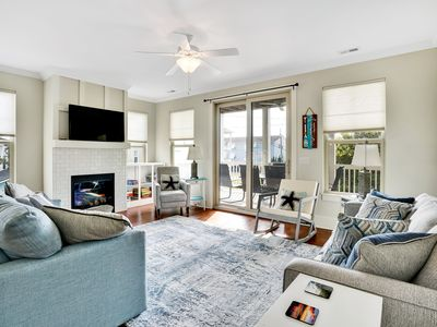 Photo for 5BR Townhome Vacation Rental in Kure Beach, North Carolina