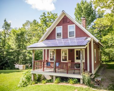 Photo for Red Acre Cottage in the Green Mountains of Vermont