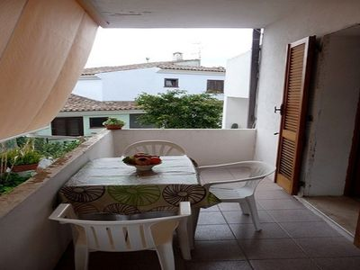 Photo for Apartment in the center of Porto Ottiolu with Parking, Terrace, Washing machine (645789)