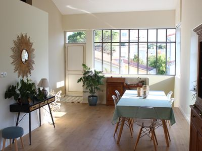 Photo for House Montpellier center 4 bedrooms, Wifi