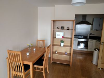 Photo for Modern - Bright 2 Bed Apartment Near Grand Canal