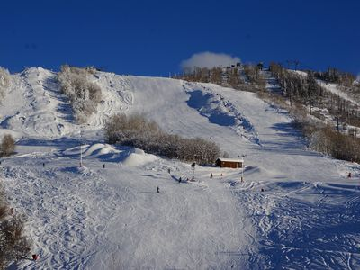 Photo for Ski-in Condo + Great Views + Walk to Dining/Shopping + Rent 4nts, 5th FREE
