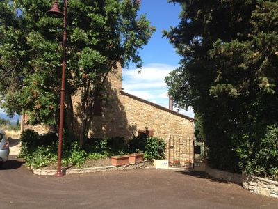 Photo for MODERN TUSCAN, THREE BED TOWN HOUSE WITH BREATH-TAKING VIEWS.
