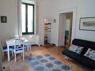 Photo for 2BR Apartment Vacation Rental in Amalfi, SA, Italia