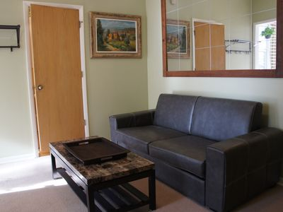 Photo for Cozy 1 BDR in popular Lincoln Square neighborhood, close to train