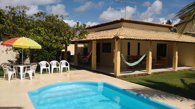 Photo for Beach house with pool in Jacuípe
