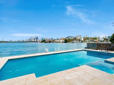 Photo for SYDNEY STUNNER- ABSOLUTE WATERFRONT PERCHED ON THE EDGE OF SYDNEY HARBOUR