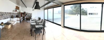 Photo for House of 2016 on a plot of 8300m2, 3 bedrooms, barbecue, pool fifth