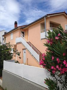 Photo for Apartment Krk for 2 - 4 people with 1 bedroom - Apartment in one or multi-family house