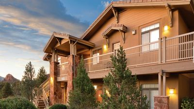 Photo for Red Rock Sunsets – Wyndham Sedona 2-Bedroom Condo