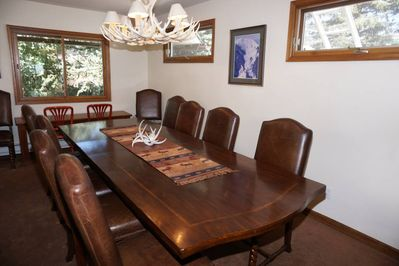 Dining Area for 10