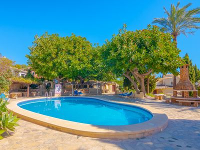 Photo for MARIA, bungalow in Calp, Alicante for 4 guests, near the sea