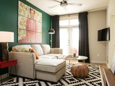Photo for Luxe 1BR North Austin Apt #204 by WanderJaunt