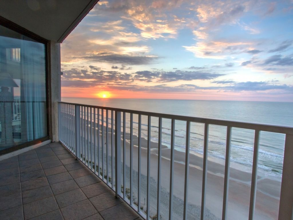 Beautifully Updated One Ocean Place Oceanfront Luxury 2BR