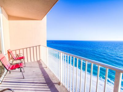 Photo for Tidewater 1210-2BD, 3BA, and Amazing Ocean View! By ZIA