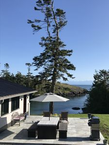 Photo for Waterfront Cove, West Side Of San Juan Island, Sandy Beach, Prime Orca location