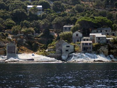 Photo for At 20 meters from the sea, traditional fisherman's cottage,