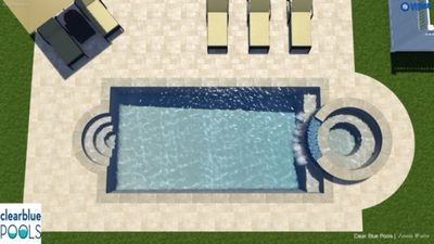 New hot tub coming March 2021!!