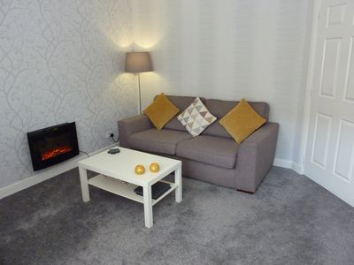 lounge 1st View 3 seater sofa and casual chair
