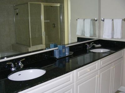 bathroom and kitchen tiles luxury 3bdrm 1 king 4 3ba condo vrbo 4344