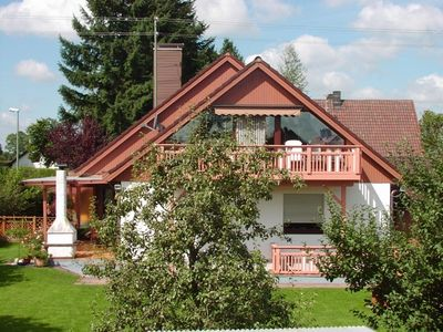 Photo for Generous 3-star apartment with spacious balcony between Ammersee and Lech