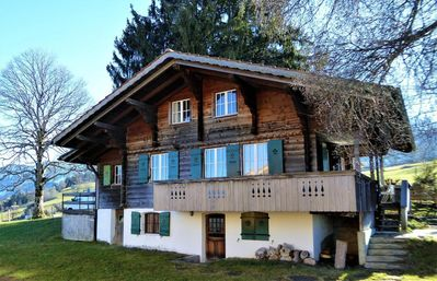 Photo for Holiday house Aeschi b. Spiez for 2 - 5 persons with 3 bedrooms - Holiday house