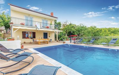 Photo for 5 bedroom accommodation in Jablanac