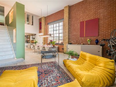 Photo for Sensational Shoreditch Loft close to Barbican