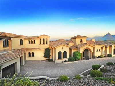 Photo for Tuscan Beauty with Best Views in Fountain Hills