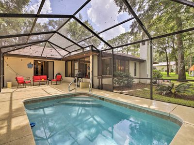 Photo for Dunnellon Pool House w/ Kayaks- Near Rainbow River