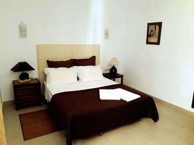 Photo for Good Size 1 Bedroom Apartment in Albufeira Center