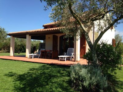 Photo for Alghero - The whole house you were looking for immersed in tranquility
