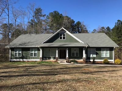 Photo for 4 Bed, 2.5 Bath, with a bonus room on one acre for the Master's Tournament.
