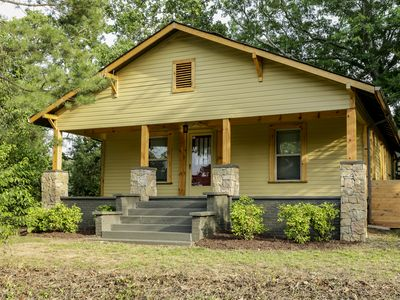 Photo for Old Mill Cottage | 12 Minutes to TIEC | Turn-Out Pasture Available