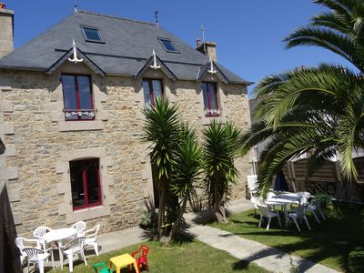 Photo for Large house in Perros-Guirec