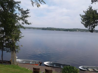 Cottage view