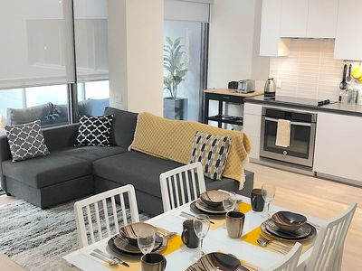 Photo for Luxury Executive Condo in Central Toronto, Free Parking