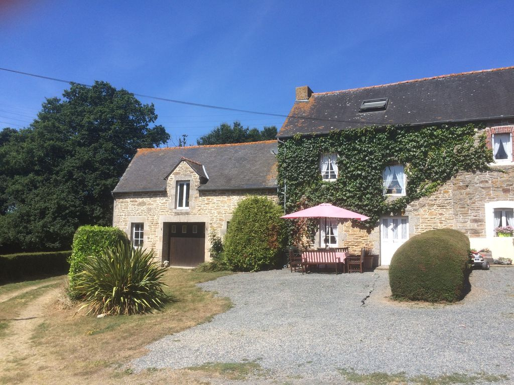 Deux cottages belle bretagne rurale duex gites for Gite rurale
