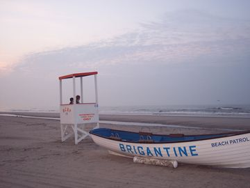 Brigantine Island Beach Resort- Private Pool, Ocean Front