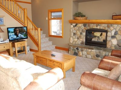 Photo for Big White Bullet Creek Cabin #16: 4 Bedroom + Den with Hot Tub