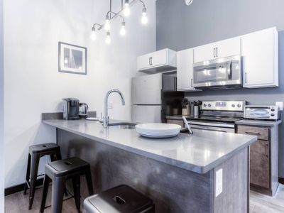 Photo for Downtown 1BR Apartment Next to Public Transit by Mint House