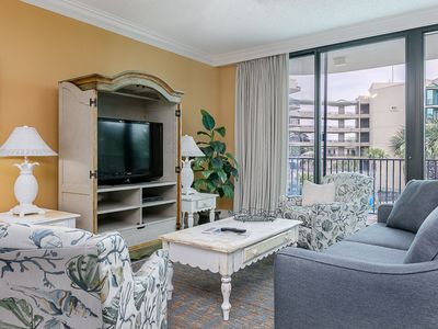Photo for Phoenix On The Bay I #1208: 2 BR / 2 BA condo in Orange Beach, Sleeps 6